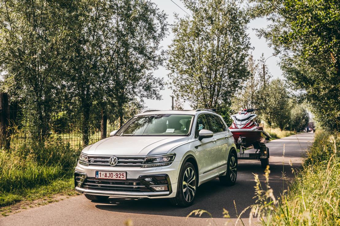 Volkswagen Trailer Assist & Yamaha Waverunner days