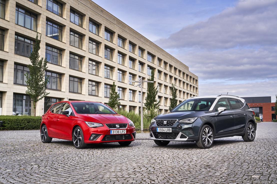 SEAT Arona & Ibiza 2021 (persdossier)