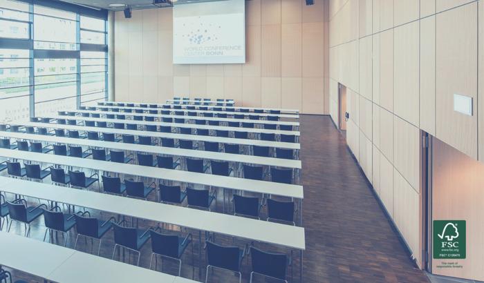 Preview: Dorma Hüppe erneut FSC®-zertifiziert
