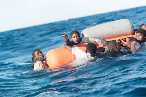 MSF FORCED TO TERMINATE SEARCH AND RESCUE OPERATIONS AS EUROPE CONDEMNS PEOPLE TO DROWN