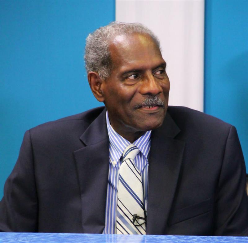 Sir Vaughn Lewis