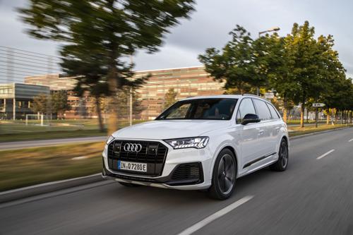 Luxe, ruimte en efficiëntie: de Audi Q7 TFSI e quattro