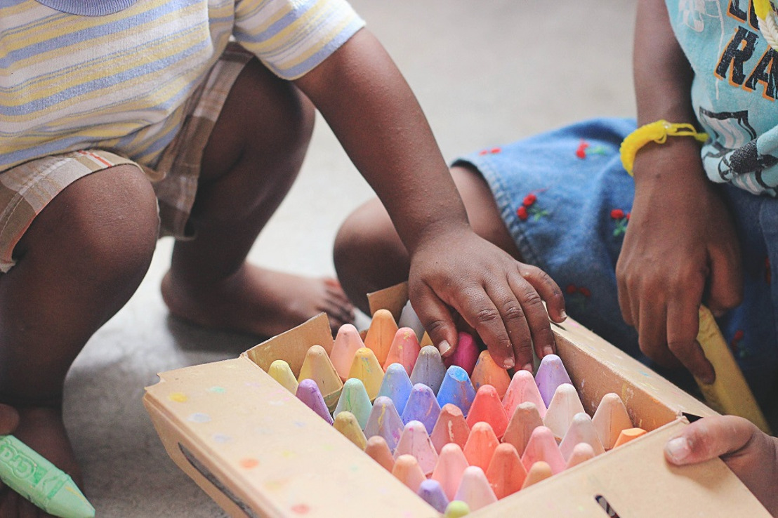 """Hurricane recovery : Children to benefit from OECS-UNICEF """"Return to Happiness Programme"""""""