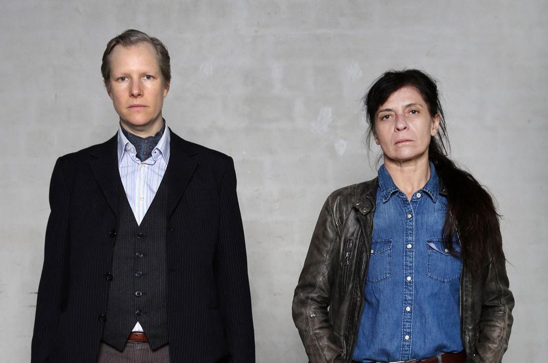 Podium / performance 18.03 & 19.03: Antonia Baehr & Valérie Castan - Misses and Mysteries