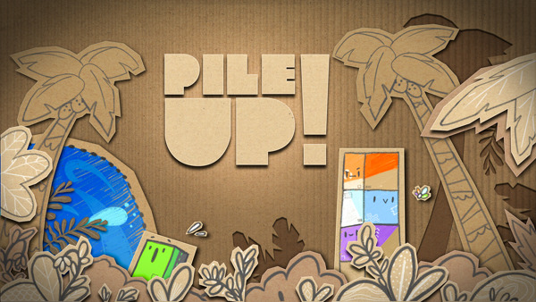 Preview: Hold my box, PILE UP! is coming!