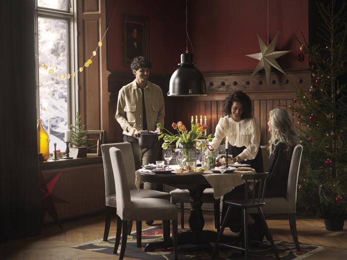 Préparez-vous pour une fin d'année magique avec la collection DEKORERA & VINTER de IKEA