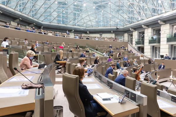 Preview: Actuele Vragen, Vlaams Parlement, woensdag 2 december 2020, 14 uur