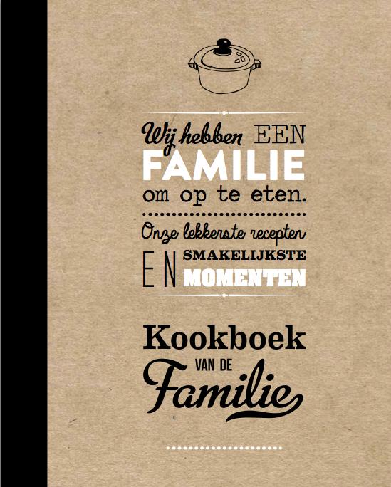 Kookboek.