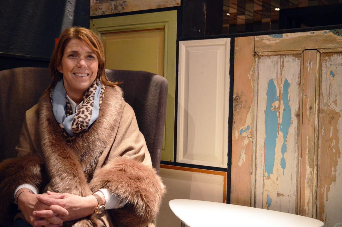 Karin Van De Velde, ceo Callexcell