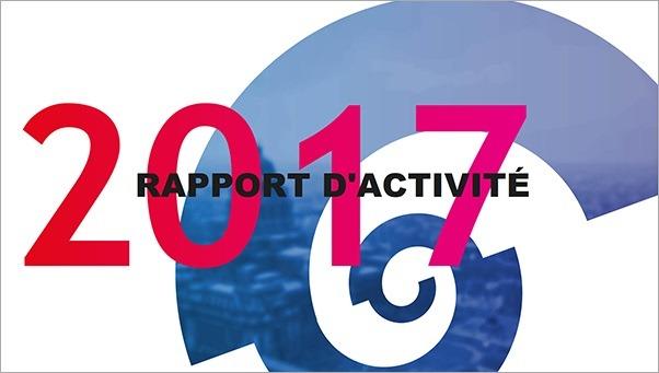 Communiqué de presse - rapport d'activité 2017