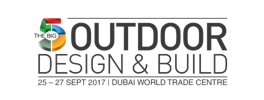 The Big 5 Outdoor Design & Build Show press room Logo