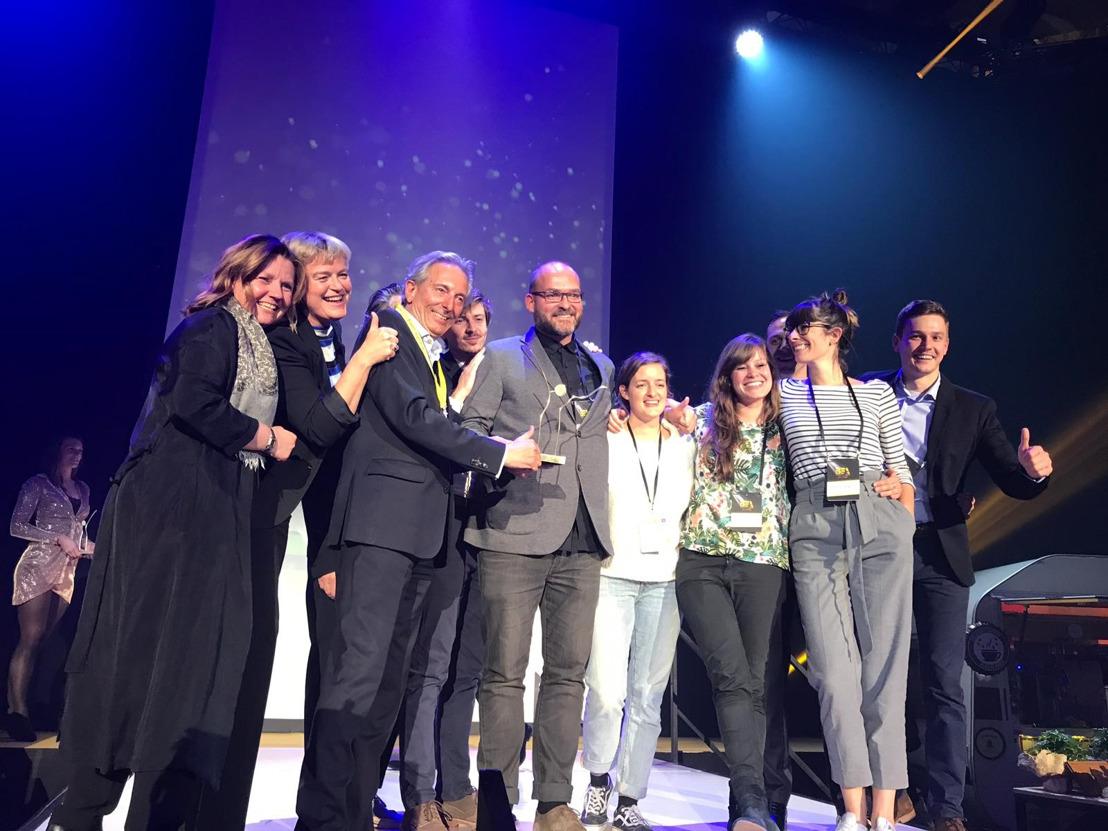 VO Event primé aux BEA Awards 2019 pour son événement réalisé pour les 15 ans d'Alter Domus
