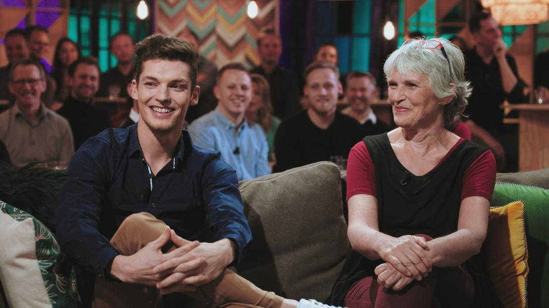 Deze week in Matchmakers: wat als je mama mee je lief kiest?