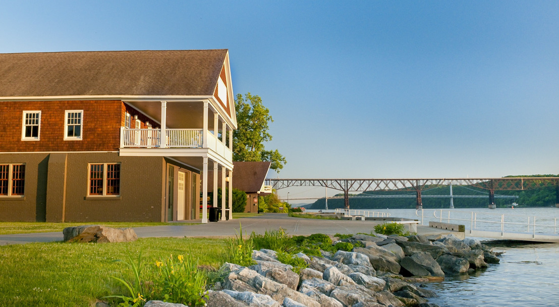 Marist College Cornell Boathouse Reborn with Finishing Touches from WSDG