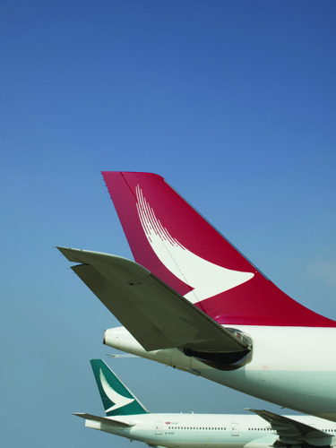 Cathay Pacific releases combined traffic figures for February 2015
