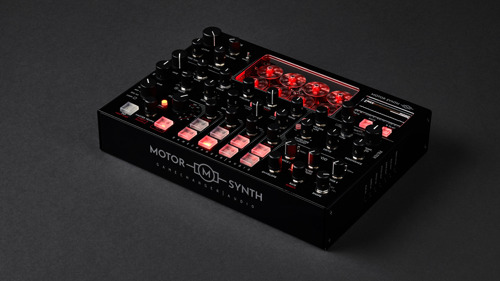 Gamechanger Audio Motor Synth Crowdfunding Campaign Is Fully Funded in Just Ten Minutes