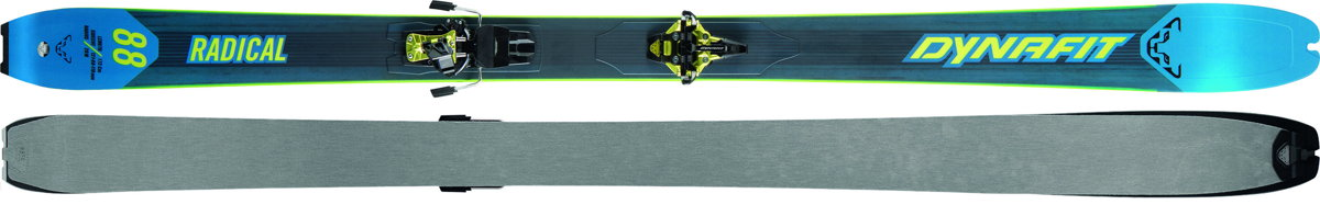 Dynafit Radical 88 Ski Set