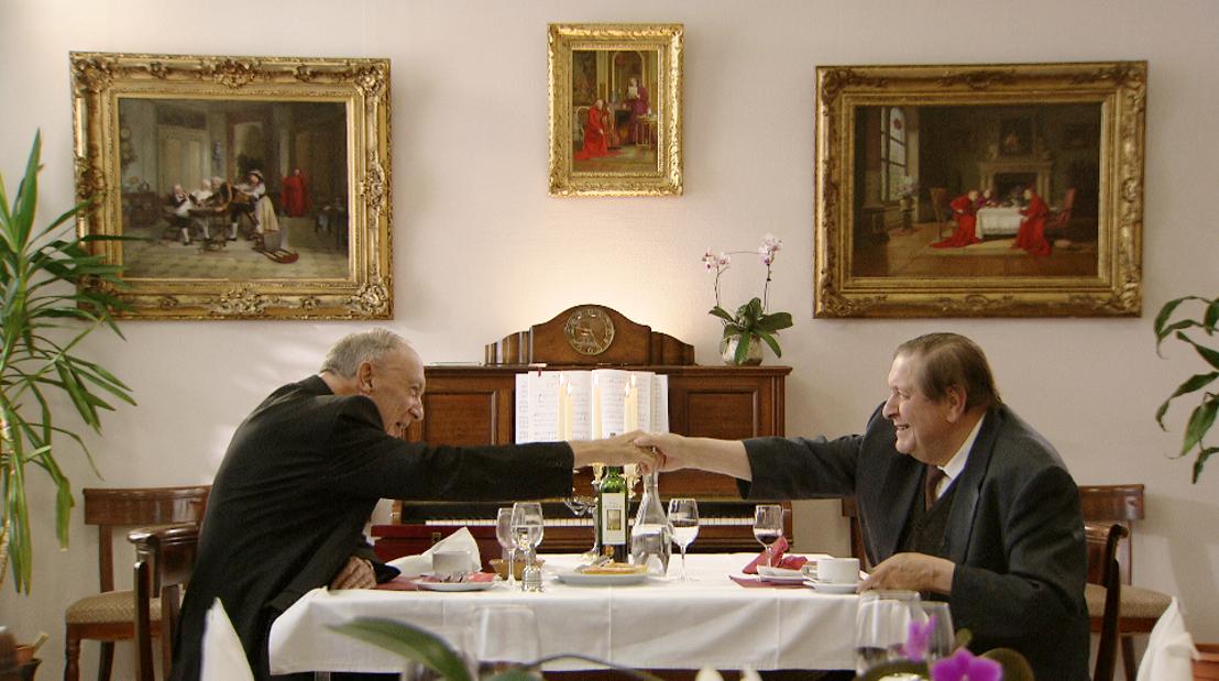 De ketter en de kerkvorst - Etienne Vermeersch ontmoet André-Joseph Léonard