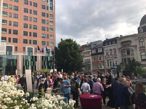 Securex steunt Brusselse ondernemers