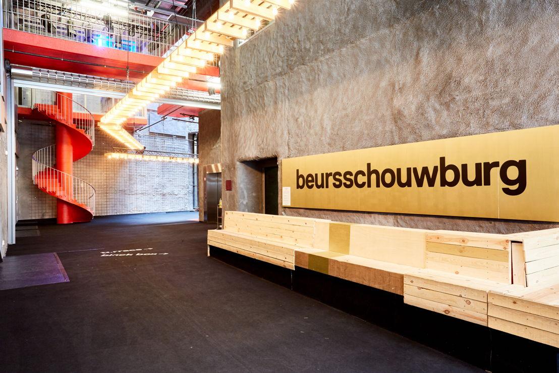 Beursschouwburg - Grote Hal © Bram Tack