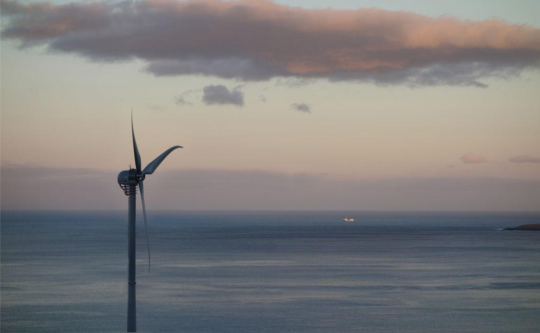 Xant M  - windturbine - Xant - Henry van de Velde Ecodesign Award by OVAM Nominee