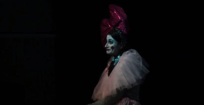 Dianne Simpson in The Sisters Ugly. Image by CuePix