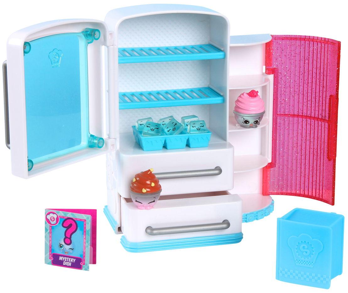Shopkins Chef Club Playset Refrigerador