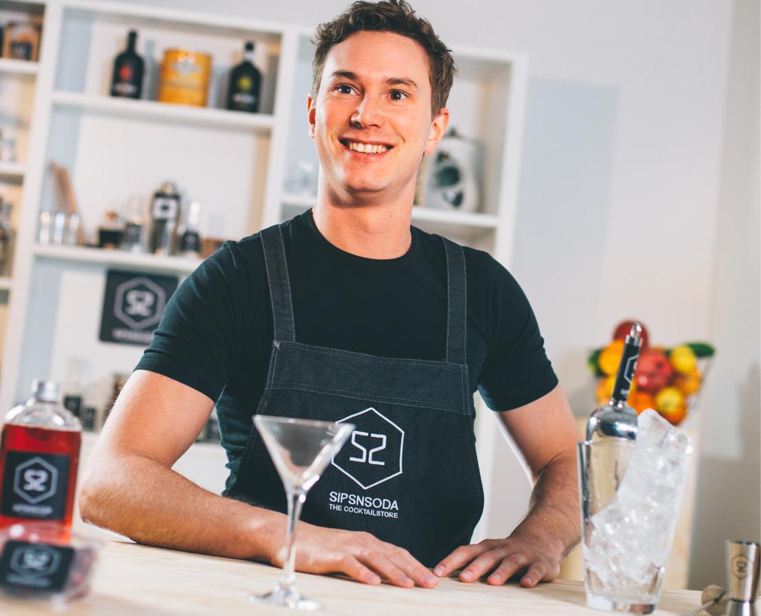 PERSUITNODIGING: België's eerste all-in store voor cocktails en mocktails opent in Hasselt