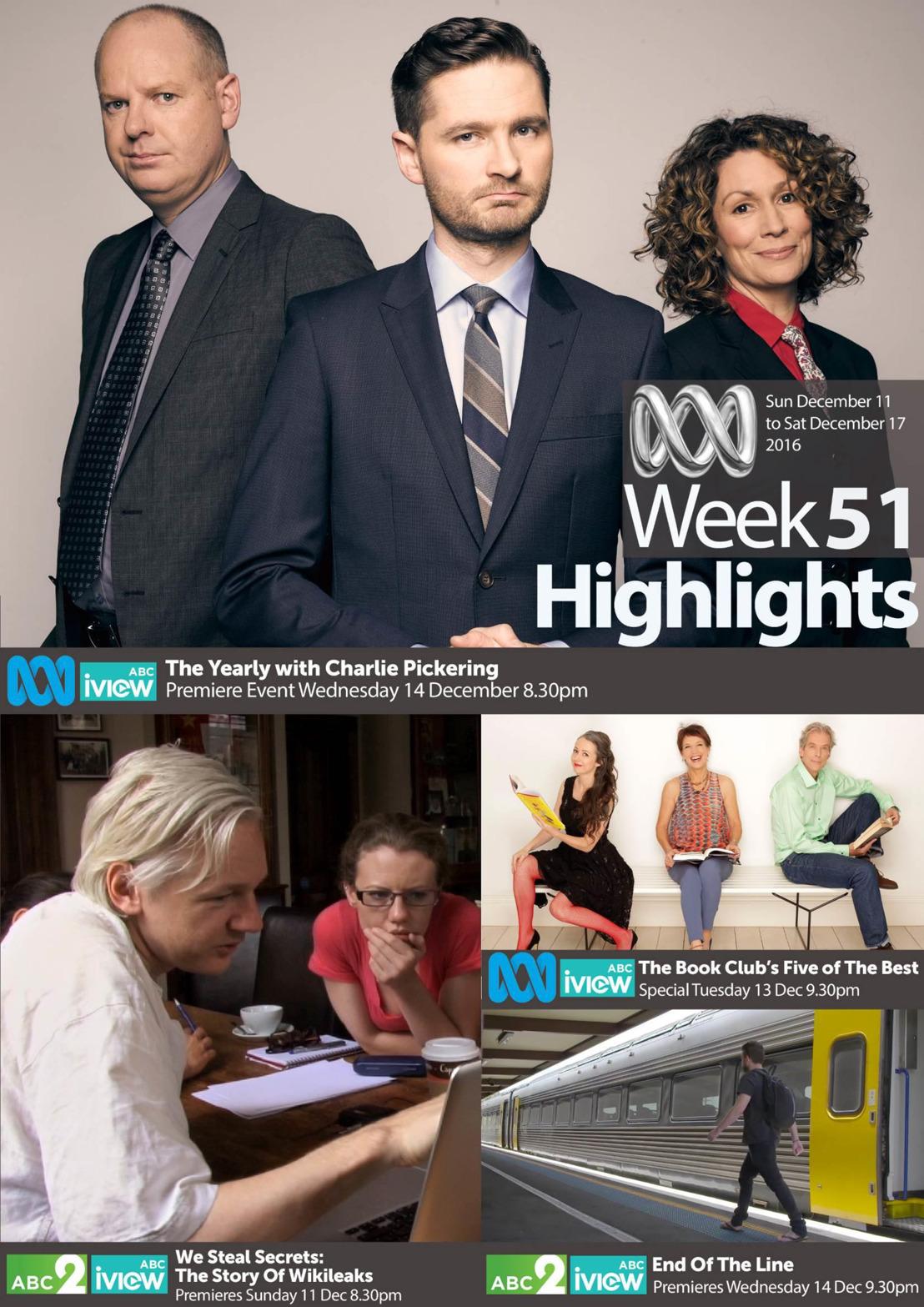 ABC Program Highlights - Week 51