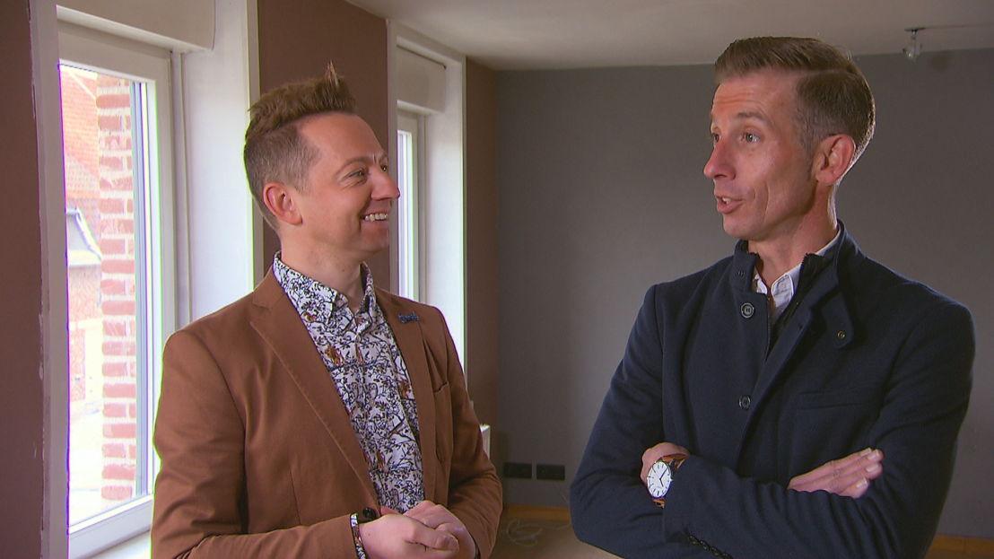 Nils en Jorg