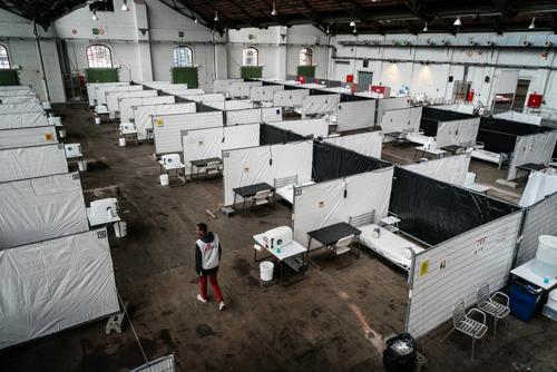 Covid-19: Einde van de activiteiten van Artsen Zonder Grenzen in Thurn & Taxis