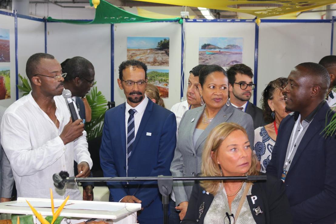 Participation de la Martinique à la Conférence internationale sur les Sargasses du 23 au 26 octobre 2019 en Guadeloupe