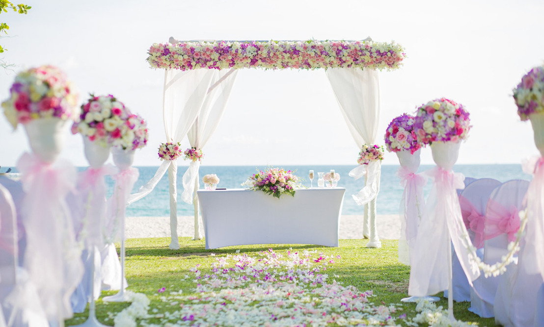 """Dreamy Weddings named the """"Caribbean Wedding Planner of the Year"""" and """"Caribbean Off-Site Wedding Planner of the Year"""""""