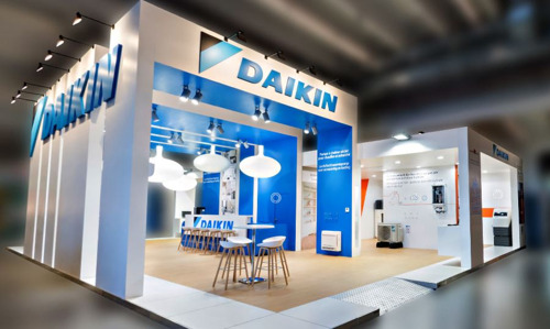 Daikin op Batibouw: Innovaties in het volledige productgamma
