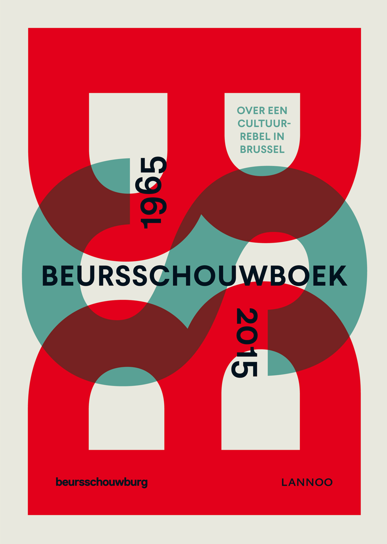 Cover Beursschouwboek 1965 - 2015