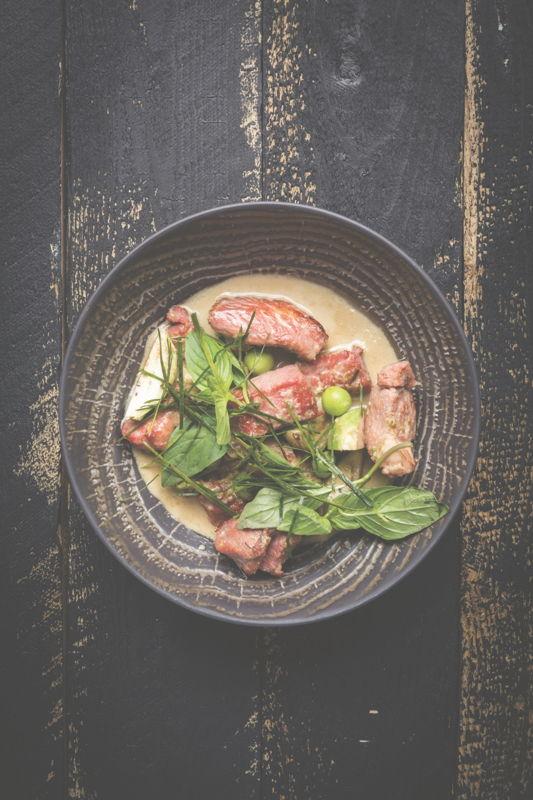 Green Curry Pork<br/>© Michael Blanckaert