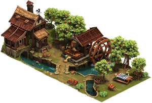 Forge of Empires Cider Mill