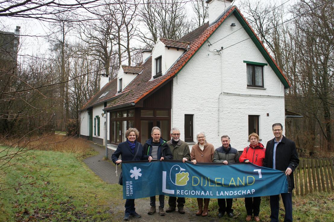 Streekhuis Dijleland gaat natuurbeleving verhogen