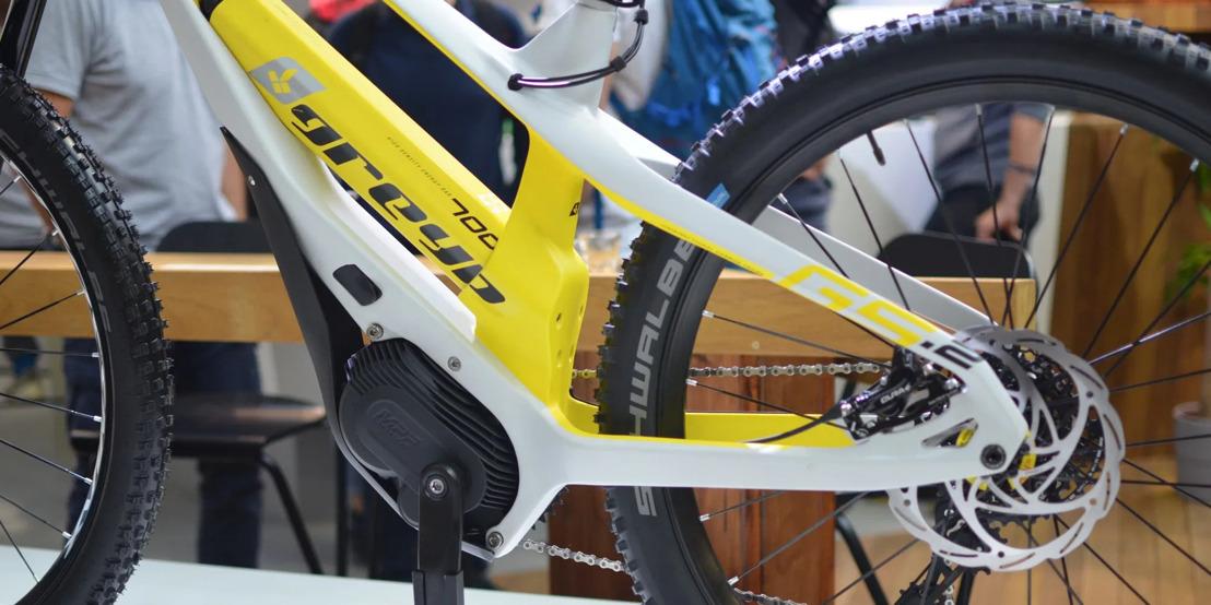 Rimac's sister company Greyp introduces 100 km range G5 electric mountain bike