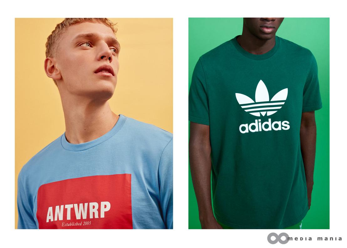 Trends Men SS18 : Colour Block - Brights vs Pastels