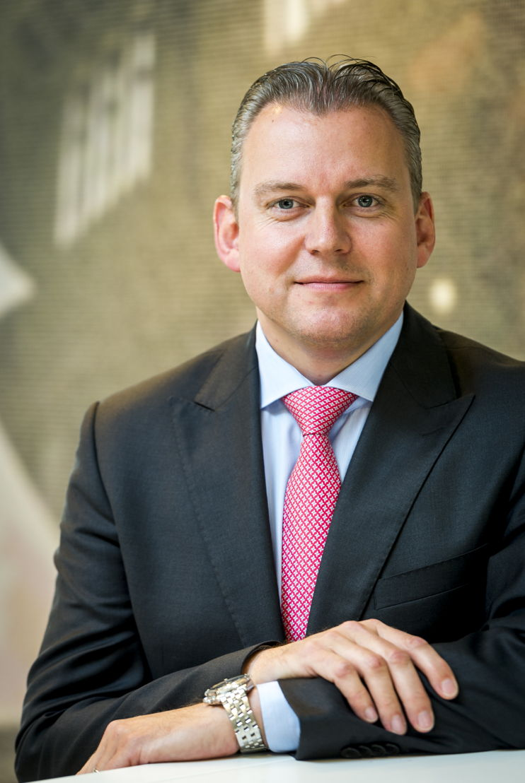 Vincent Germyns, président du conseil d'administration de BinckBank N.V.