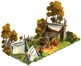 Woodelvenstock Festival Camping Grounds