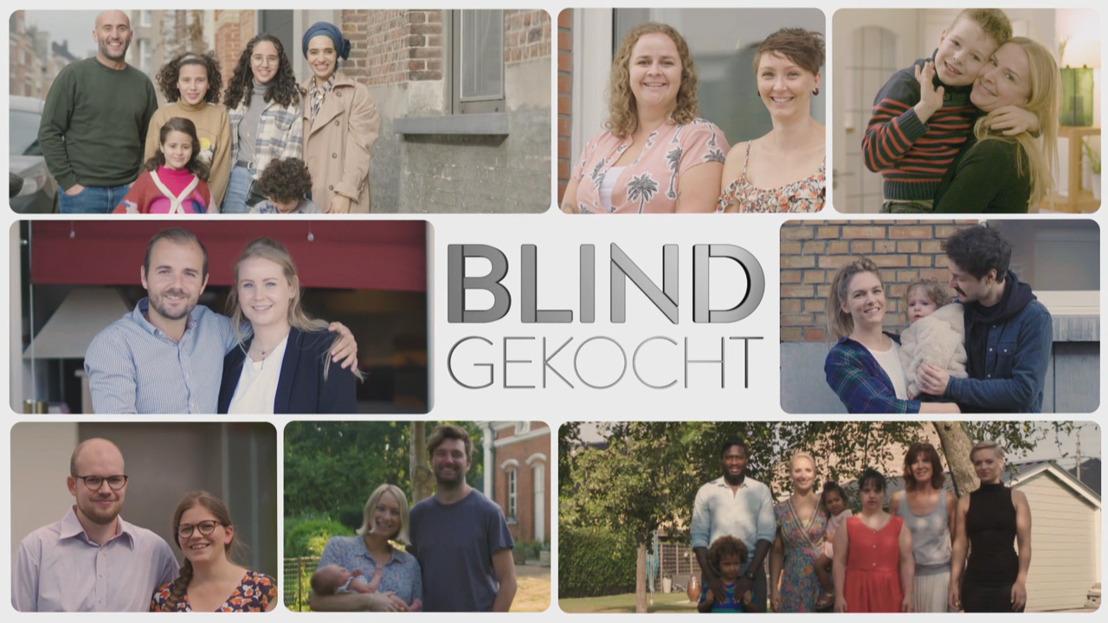 4 nieuwe koppels stappen in Blind Gekocht-avontuur