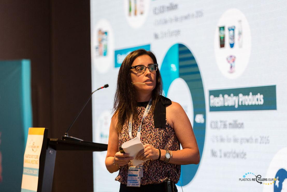 Laia Mas, Danone - speaker