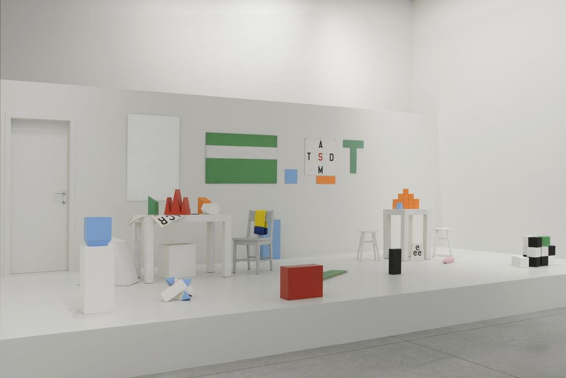 Tell Me 1979/1980. Courtesy Centre Pompidou, Paris<br/>Musée national d'art moderne / Centre de création<br/>industrielle , foto (c) Isabelle Arthuis