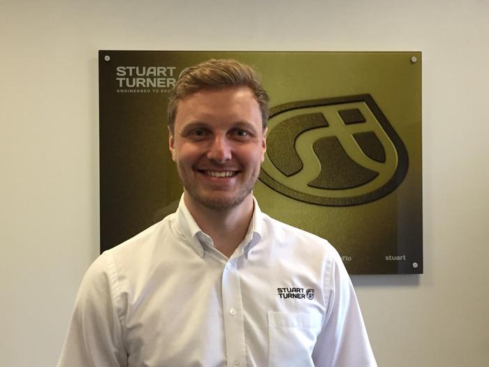 EXHIBITOR INTERVIEW: STUART TURNER LTD