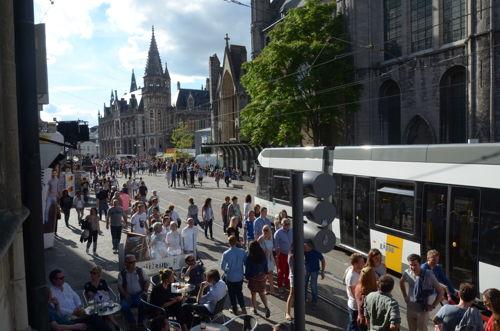 Preview: De Lijn blikt terug op een goede editie van de Gentse Feesten