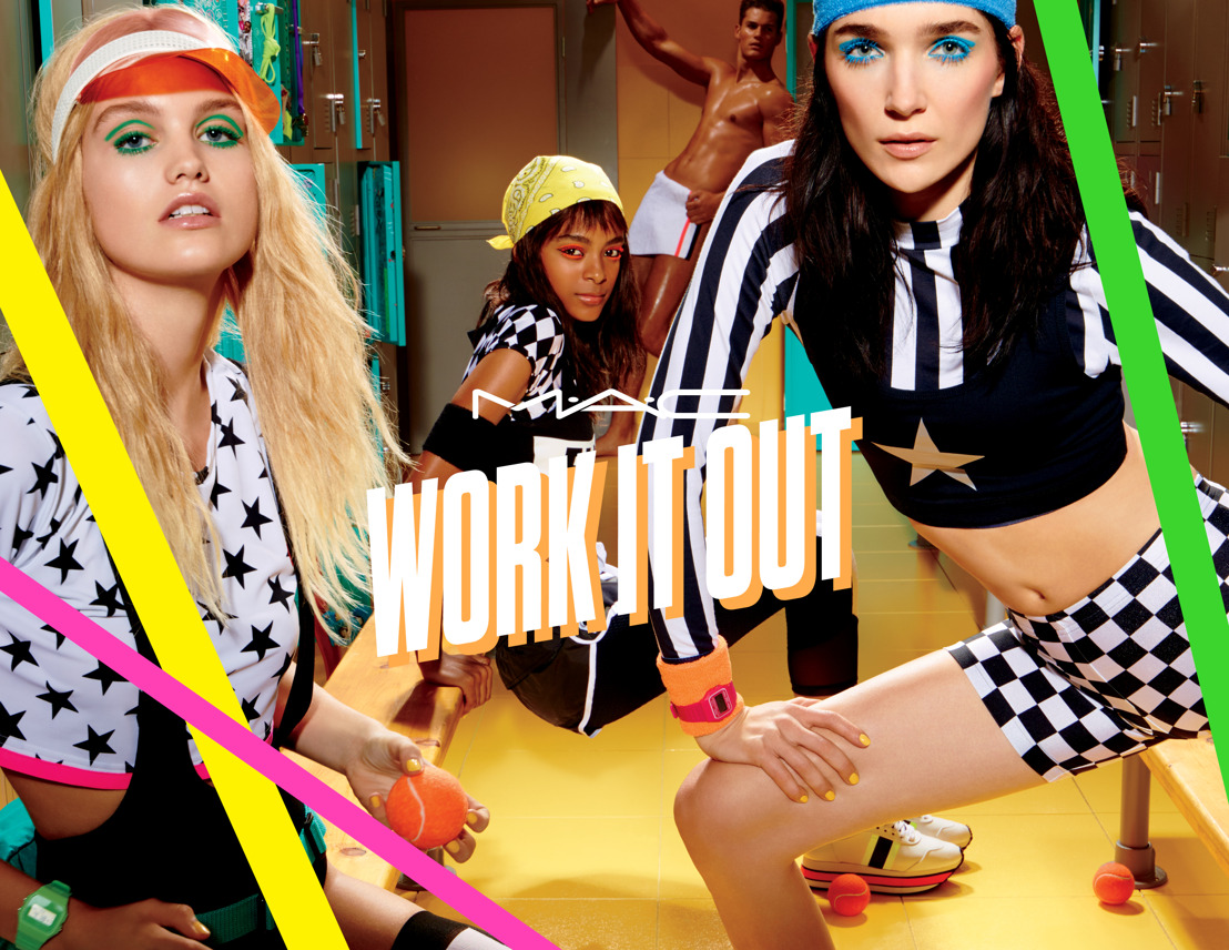 M.A.C Cosmetics - Work it out