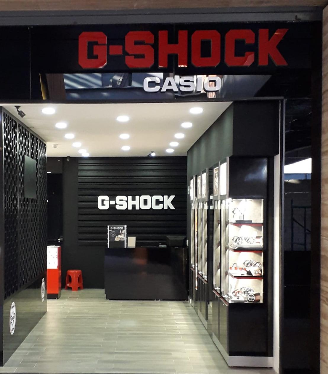 G-SHOCK continúa creciendo con nueva sucursal en Guadalajara