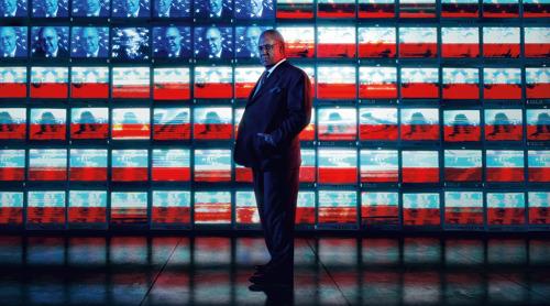Russel Crowe in nieuwe topreeks bij Canvas